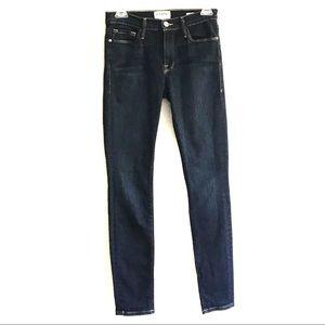FRAME Le Skinny De Jeanne Jeans Queens Way Size 27